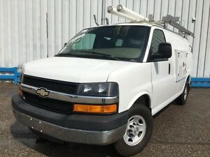 2009 Chevrolet Express 3500 *GAS GENERATOR*