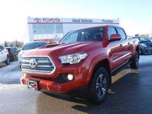 2016 Toyota Tacoma TRD Sport Upgrade Navi\Moonroof\Htd Sts