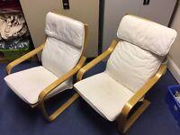 2x IKEA Chairs (used)