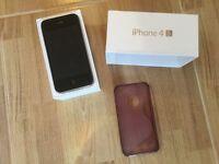 IPhone 4s 16 go, very good condition. Unlocked.