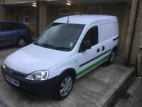 2008 Vauxhall Comby 1.7 CDTI Euro 4