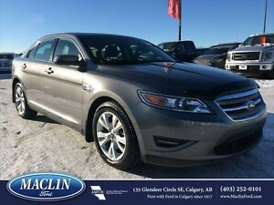 2012 Ford Taurus SEL, AWD, Heated Seats, Bluetooth