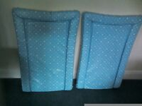 BABY CHANGING MAT. 2 For sale