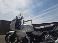 BMW R100RS ~ Amazing Condition ~ Low Miles ~ Years MOT~ Monoshock Appreciating Classic R100 RS R 100