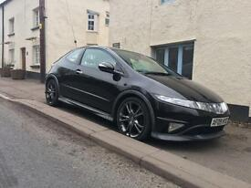 2009 Honda Civic Type S GT Diesel Bronze
