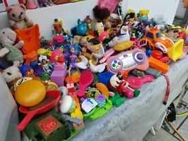 Job-lot used Toy's bundle collection