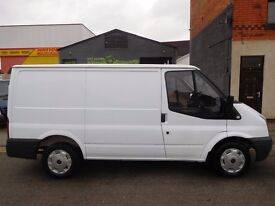 Super low mileage 59,789 from new! Ford Transit swb 2.2TDCi panel van excellent condition no vat (46