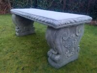 Concrete bench Stuff for Sale Gumtree
