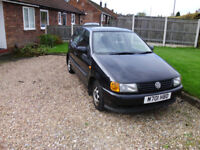 VW Polo 1.3 only 49000 miles