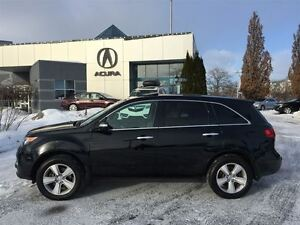 2013 Acura MDX TECH NAVI DVD ACURA CERTIFIED PROG 7 YEARS 130K