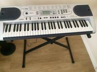 Casio keyboard LK45