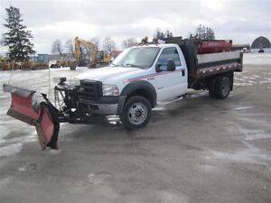 2007 Ford F550 4WD