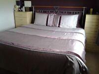 Superkingsize divan bed