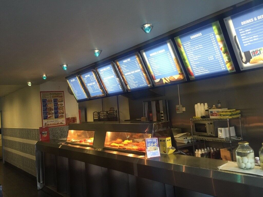 Business- Fish and Chip Shop FOR SALE!! CHEAP RENT! GOOD BUSINESS- GOOD AREA