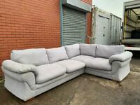 SOLD Pending corner sofa delivery 🚚 sofa suite couch furniture