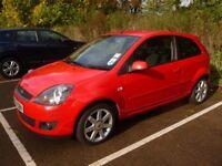Ford Fiesta Zetec Climate TDCI 2008