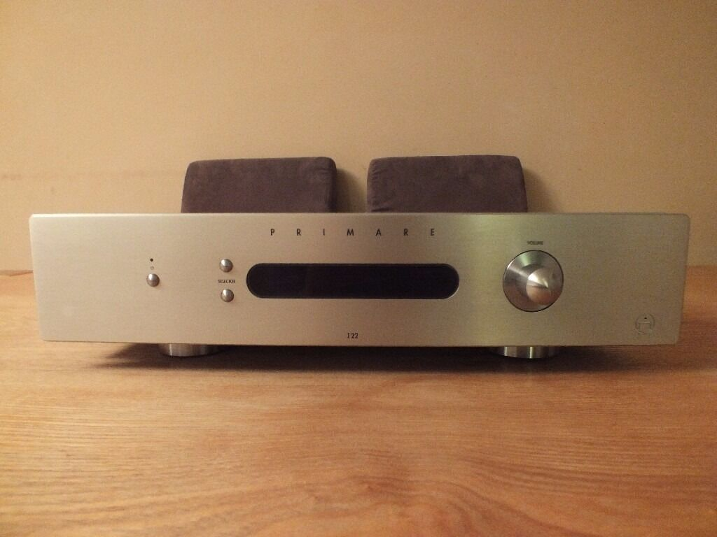 REDUCED RRP £1,250 Primare I22 Stereo Audiophile
