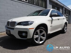 2009 BMW X6 xDrive50i! Local! No Accidents! Loaded!