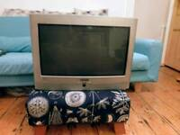 Great vintage Toshiba television 23 inch