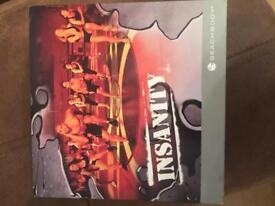Insanity dvds