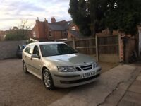SAAB 9-3 1.9 TID LINEAR SPORT, NEW CLUTCH KIT THIS YEAR, FULLY SERVICED, DRIVES VERY WELL