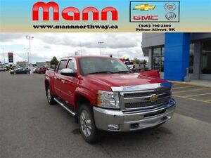 2013 Chevrolet Silverado 1500 LT - Pst paid, Remote start, Tow p