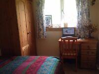Double bedroom near Royal Infirmary