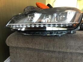 VW golf r mk7 passenger side headlight 5G0941033E