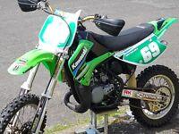 Kx 100cc
