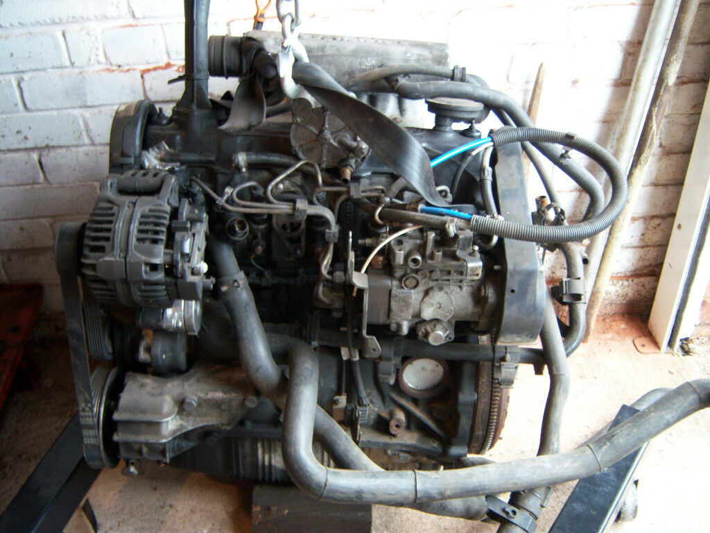 vw t4 2 4 diesel engine aab in exmouth devon gumtree. Black Bedroom Furniture Sets. Home Design Ideas