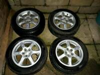 Subaru imprezza (or forester) alloy wheels