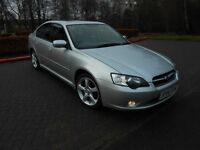 SUBARU LEGACY RE 2.0 ALL WHEEL DRIVE 2006 HEATED LEATHER , CRUISE CONTROL ETC 85000 MILES ONE OWNER