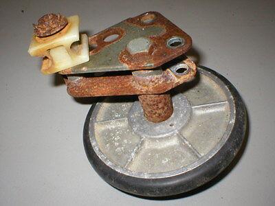 Yamaha 1976 EX440 Exciter Idler Wheel Bracket EX 440 Mounting Bogie maybe 77 340