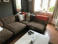 DFS Modular Corner Sofa NEEDS GONE WED 21st