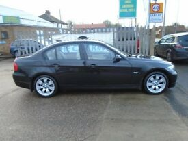 BMW 3 SERIES 2.0 320i SE 4dr Auto (black) 2006