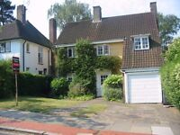 3 Bed Det House To Rent in Hampstead Garden Suburb, London NW11