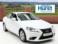 Lexus IS 300H SE (white) 2014-12-10