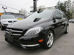 2013 Mercedes-Benz B-Class Sports Tourer/28KMS/AUTO/PANO ROOF*HE