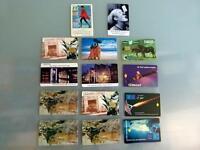 Telefonkarten verschiedene aus Europa Wandsbek - Hamburg Poppenbüttel Vorschau