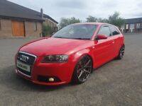2006 AUDI A3 SLINE SPECIAL EDITION 2.0 T FSI