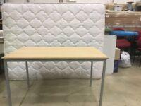 7 Wooden Desks