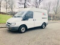 FORD TRANSIT SWB SEMI HIGH TOP 2005 100,000MLS 7 MONTHS MOT HAD BEEN FULLY WELLDED 2005 MINT