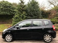 HONDA JAZZ AUTOMATIC, 07 REG, 85K MILES, HPI CLEAR, FSH, 1 YR MOT, DELIVERY AVAILABLE, DRIVES MINT