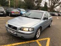 2003 Volvo S60. Perfect drive. Mot. Tax.