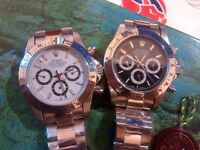 TWO SWISS ROLEX DAYTONA TOP COLLECTION