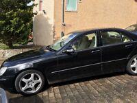 Mercedes 320 s class Diesel Auto