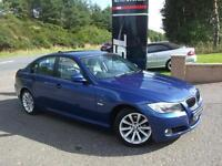 BMW 3 SERIES 320d SE Step Auto (blue) 2008
