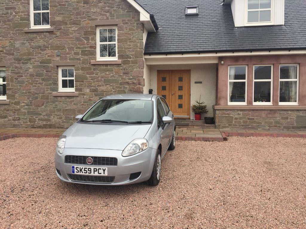 vehicle campervan twin kinross sale panel for sp berth adria in and perth scotland van fiat