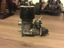 Force 3.5 nitro rc engine