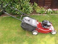 Sovereign Self Propelled Petrol Lawnmower
